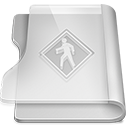 128x128px size png icon of Aluminium public