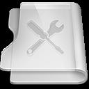 128x128px size png icon of Aluminium utilities