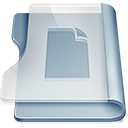 128x128px size png icon of Graphite doc