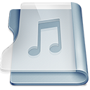 128x128px size png icon of Graphite music