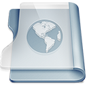128x128px size png icon of Graphite site