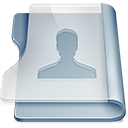 128x128px size png icon of Graphite user