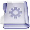 128x128px size png icon of Purple smart