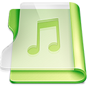 128x128px size png icon of Summer music