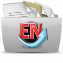 128x128px size png icon of Folder EndNote X4