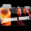 128x128px size png icon of Folder TV CRIMINAL MINDS