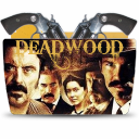 128x128px size png icon of Folder TV DEADWOOD