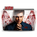128x128px size png icon of Folder TV DEXTER 2