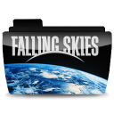 128x128px size png icon of Folder TV Falling Skies