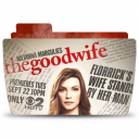128x128px size png icon of Folder TV GoodWife