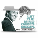 128x128px size png icon of Folder TV MENTALIST