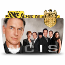 128x128px size png icon of Folder TV NCIS