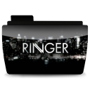 128x128px size png icon of Folder TV RINGER