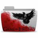 Folder TV THRONES Icon