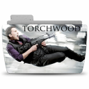 128x128px size png icon of Folder TV TORCHWOOD