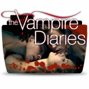 128x128px size png icon of Folder TV VAMPIRE DIARIES