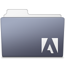 128x128px size png icon of Adobe Encore Folder