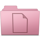 Documents Folder Sakura Icon