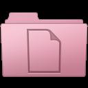 128x128px size png icon of Documents Folder Sakura