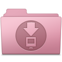 Downloads Folder Sakura Icon