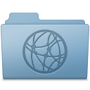 128x128px size png icon of GenericSharepoint Blue