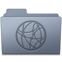 128x128px size png icon of GenericSharepoint Graphite