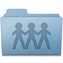 128x128px size png icon of GenericSharepoint New Blue