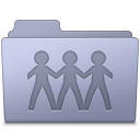 128x128px size png icon of GenericSharepoint New Lavender