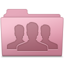 Group Folder Sakura Icon