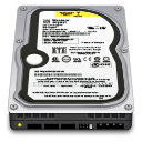 128x128px size png icon of Internal Drive WD