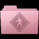 128x128px size png icon of Public Folder Sakura