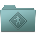 Public Folder Willow Icon