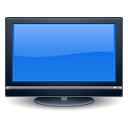 128x128px size png icon of Sidebar TV or Movie
