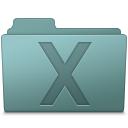 128x128px size png icon of System Folder Willow