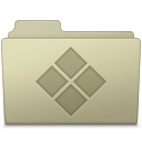 Windows Folder Ash Icon