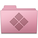 Windows Folder Sakura Icon