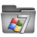 128x128px size png icon of Windows 7