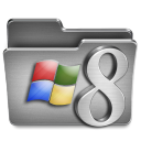 128x128px size png icon of Windows 8