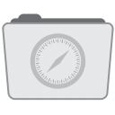 128x128px size png icon of Folder Sites