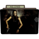 128x128px size png icon of Alias 1