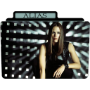 128x128px size png icon of Alias 2