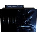128x128px size png icon of Alien 1