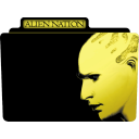 128x128px size png icon of Alien Nation