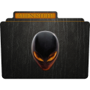 128x128px size png icon of Alien Stuff