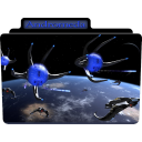 128x128px size png icon of Andromeda 5
