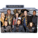 128x128px size png icon of Babylon 5 1