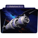 128x128px size png icon of Babylon 5 2