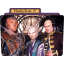 128x128px size png icon of Babylon 5 3