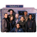 128x128px size png icon of Babylon 5 4