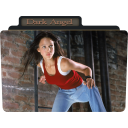 128x128px size png icon of Dark Angel 1